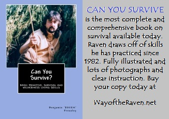 Raven's book Can You Survive? is the most comprehensive on the market!